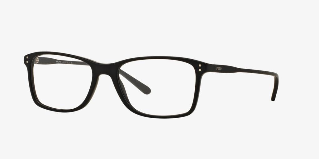 Polo Ralph Lauren PH2155 Matte Black Eyeglasses