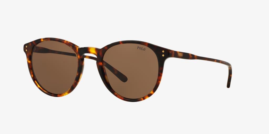 Polo Ralph Lauren PH4110 50 Tortoise Sunglasses