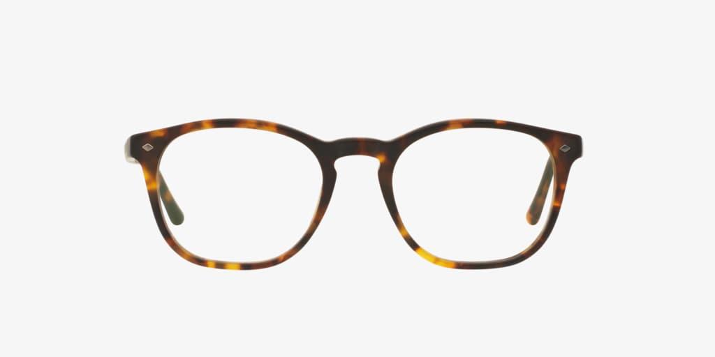 Giorgio Armani AR7074 Yellow Tortoise Eyeglasses