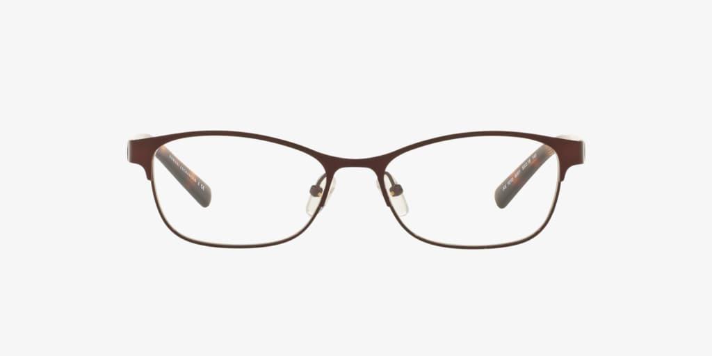 Armani Exchange AX1010 Matte Brown Eyeglasses