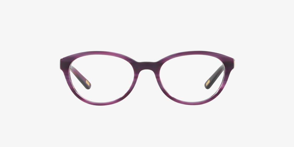 Polo Prep REF ARTICLE 010505 Shiny Purple Horn Eyeglasses