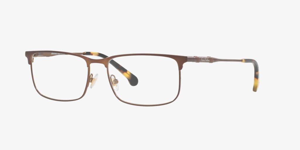 Brooks Brothers BB1046 Dark Brown Eyeglasses