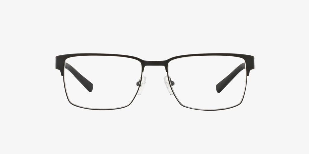 Armani Exchange AX1019 Matte Black Eyeglasses