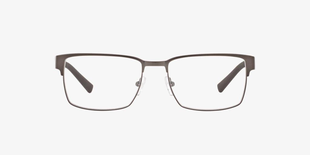 Armani Exchange AX1019 Matte Gunmetal Eyeglasses