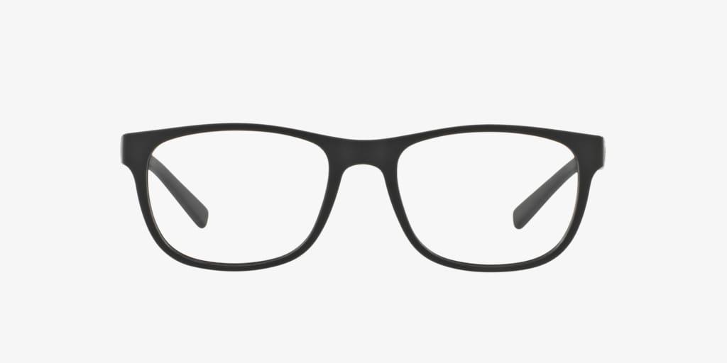 Armani Exchange AX3034 Matte Black Eyeglasses