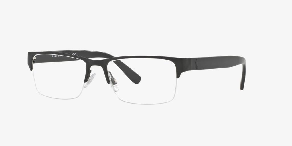 Polo Ralph Lauren PH1164 Matte Black Eyeglasses