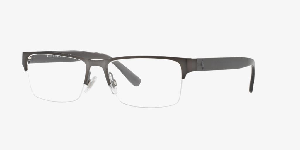 Polo Ralph Lauren PH1164 Matte Dark Gunmetal Eyeglasses