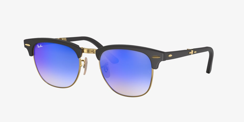 Ray-Ban RB2176 51 CLUBMASTER F  Sunglasses