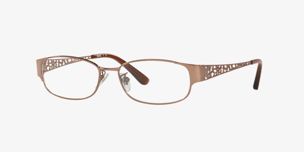 Sferoflex SF2581 Matte Copper Eyeglasses