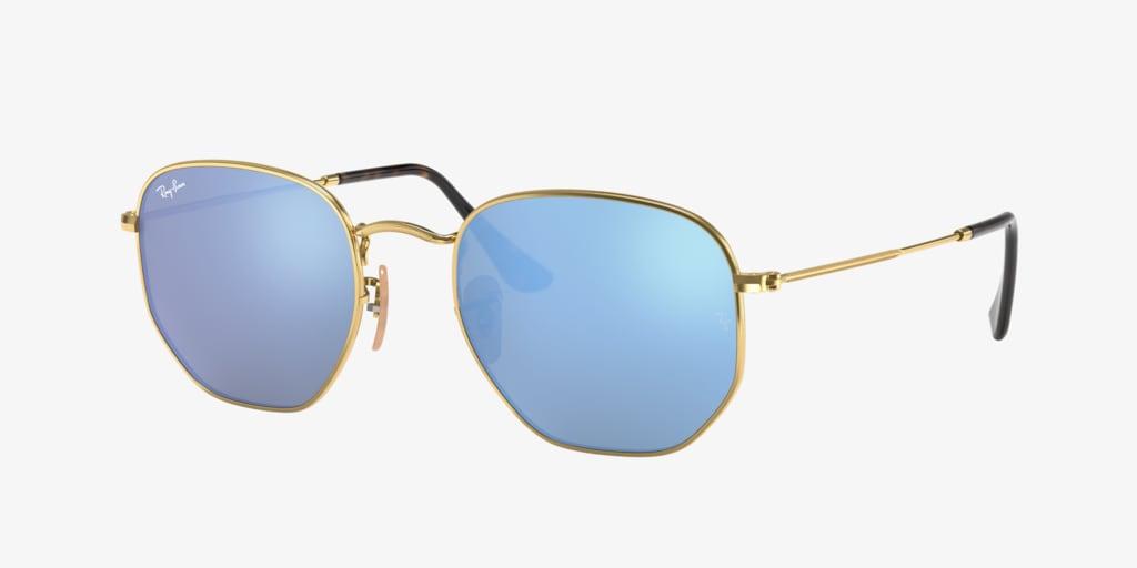 Ray-Ban RB3548N 51 HEXAGONAL  Sunglasses