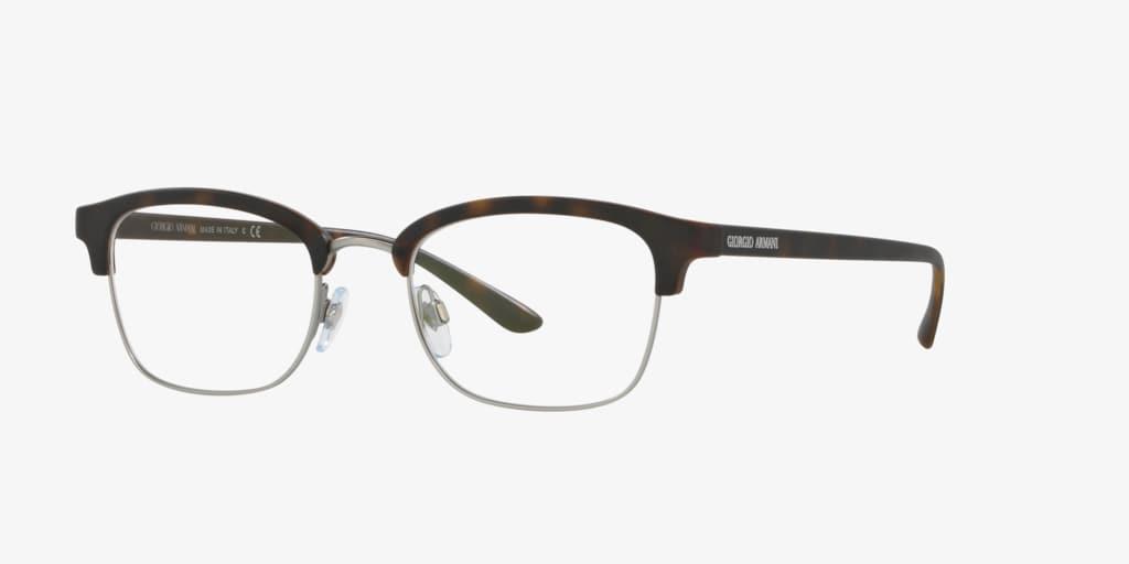 Giorgio Armani AR7115 Gunmetal/Matte Havana Eyeglasses