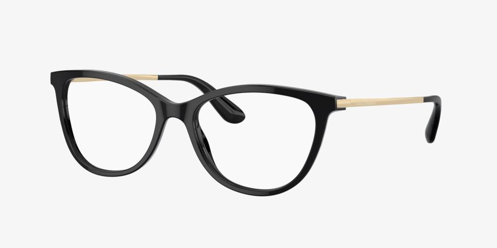Dolce&Gabbana DG3258 Black Eyeglasses