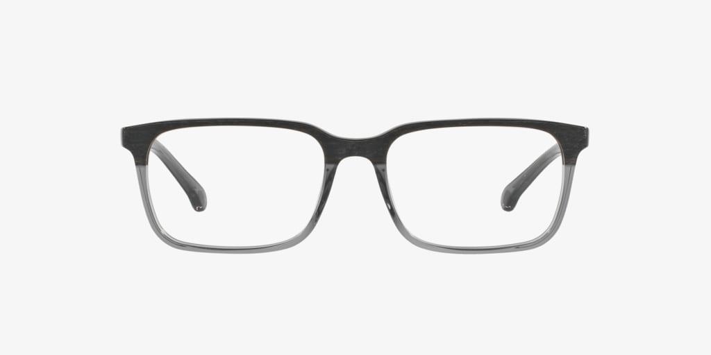 Brooks Brothers BB2033 Silver/Gunmetal/Grey Eyeglasses