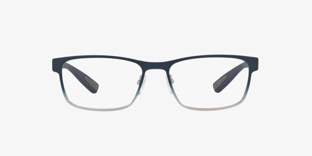 Prada Linea Rossa PS 50GV LIFESTYLE Blue Gradient Eyeglasses
