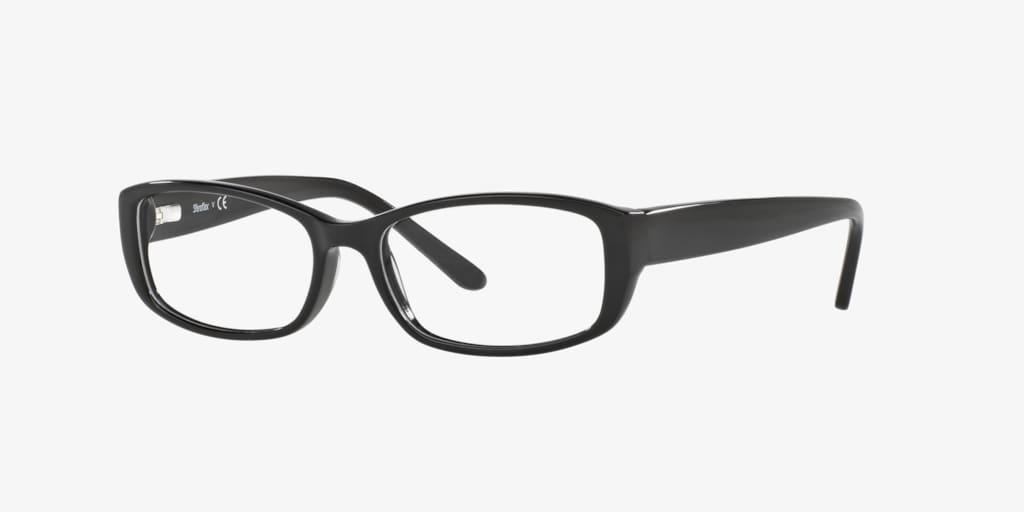 Sferoflex SF1560 Black Eyeglasses