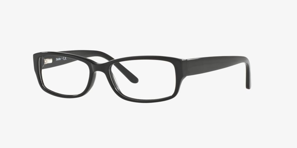 Sferoflex SF1561 Black Eyeglasses