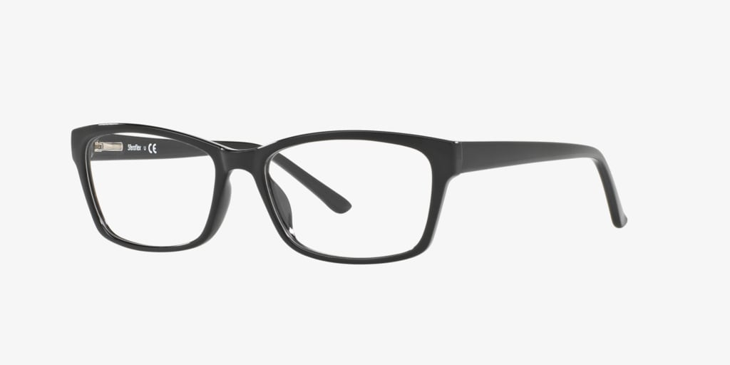 Sferoflex SF1568 Black Eyeglasses