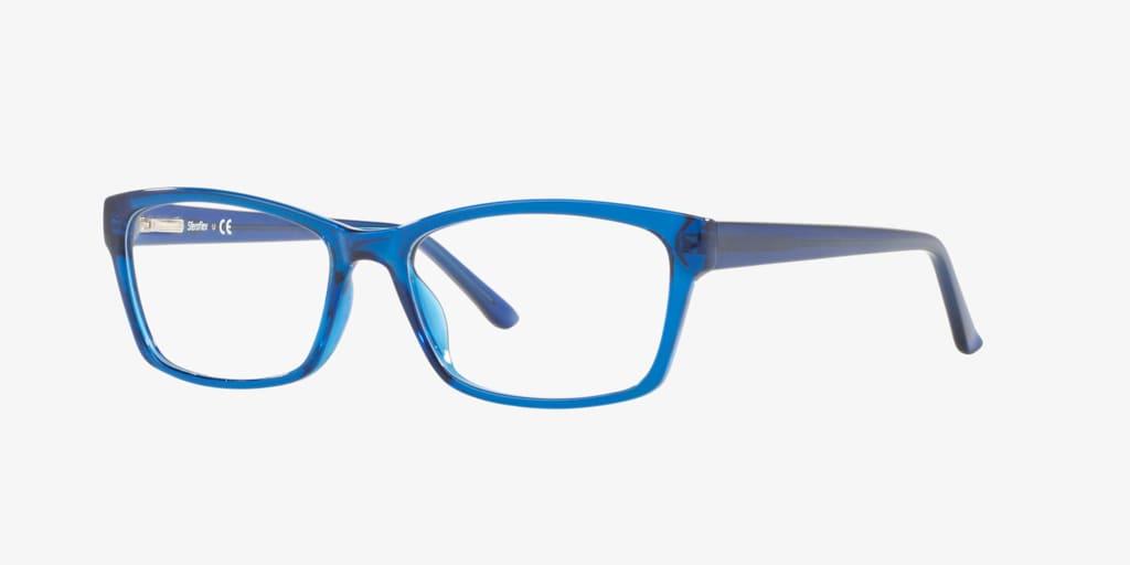 Sferoflex SF1568 Blue Eyeglasses