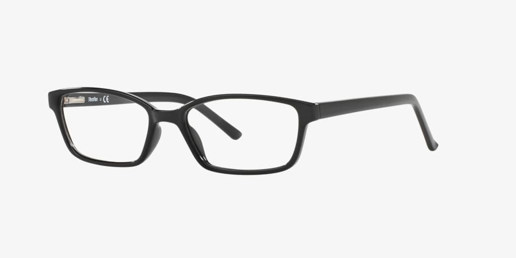Sferoflex SF1572 Black Eyeglasses