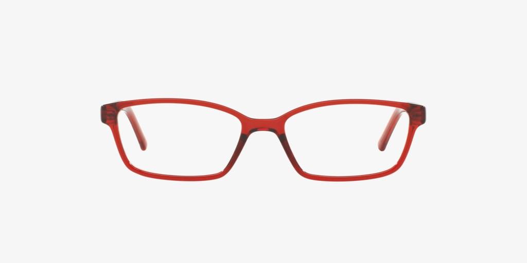 Sferoflex SF1572 Burgundy Eyeglasses