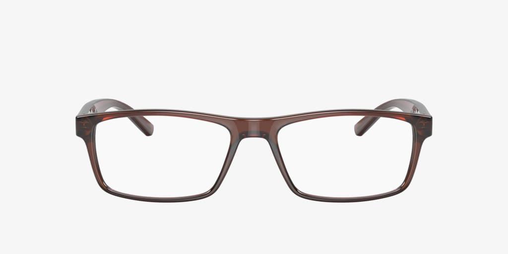 Sferoflex SF1149 Brown Eyeglasses
