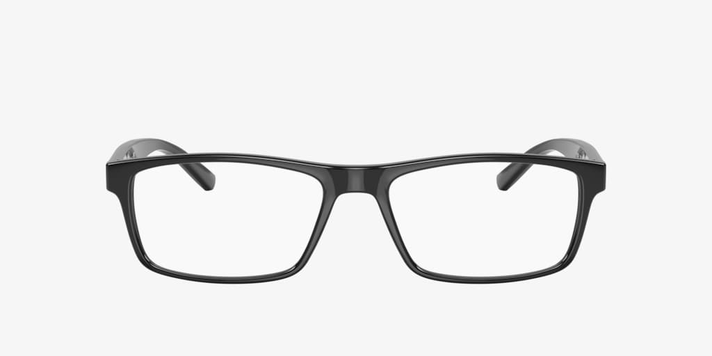 Sferoflex SF1149 Black Eyeglasses