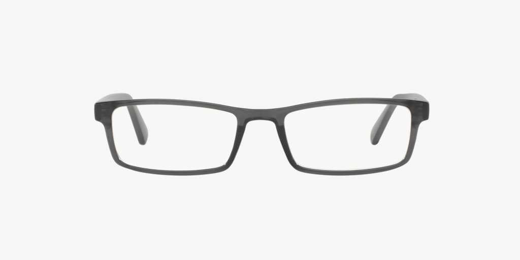 Sferoflex SF1150 Transparent Black Eyeglasses