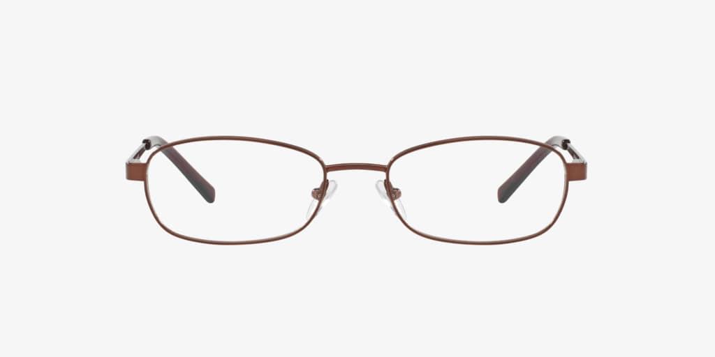 Sferoflex SF2591 Red/Burgundy Eyeglasses
