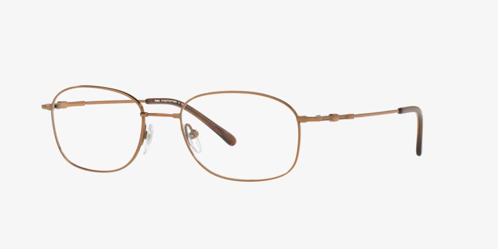 Sferoflex SF9002 Shiny Copper Eyeglasses