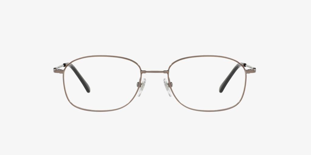 Sferoflex SF9002 Shiny Gunmetal Eyeglasses