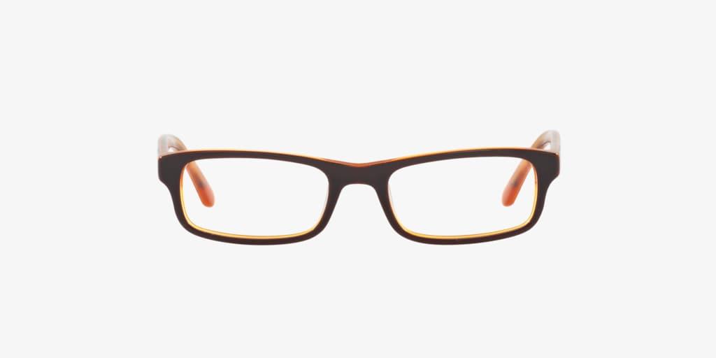 Sferoflex Children SF1846 Brown Eyeglasses