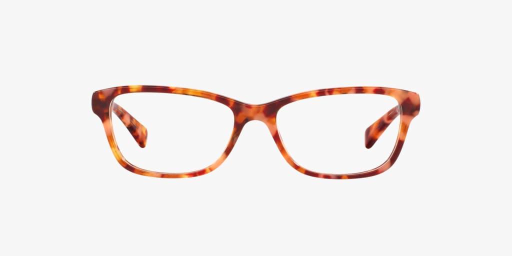 Ralph RA7079 Rose Tortoise Eyeglasses