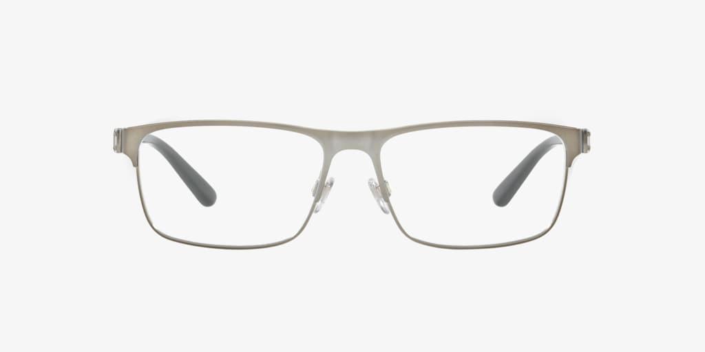 Ralph Lauren RL5095 Matte Dark Gunmetal Eyeglasses