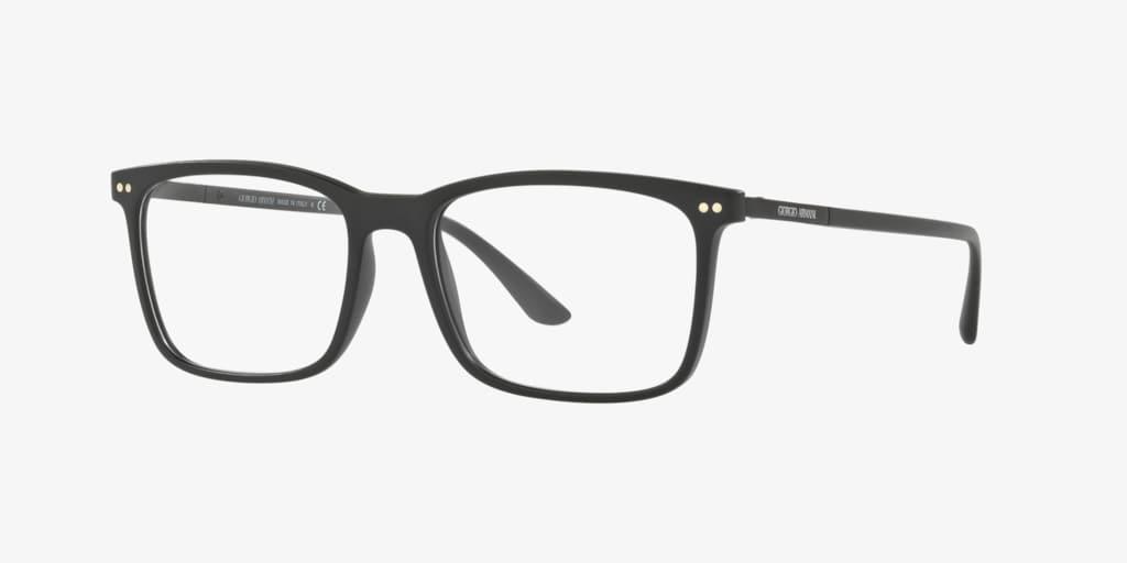 Giorgio Armani AR7122 Matte Black Eyeglasses