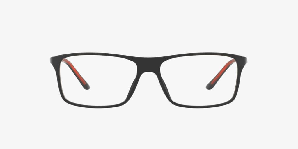 Starck Eyes SH1043X PL1043 Matte Black Eyeglasses