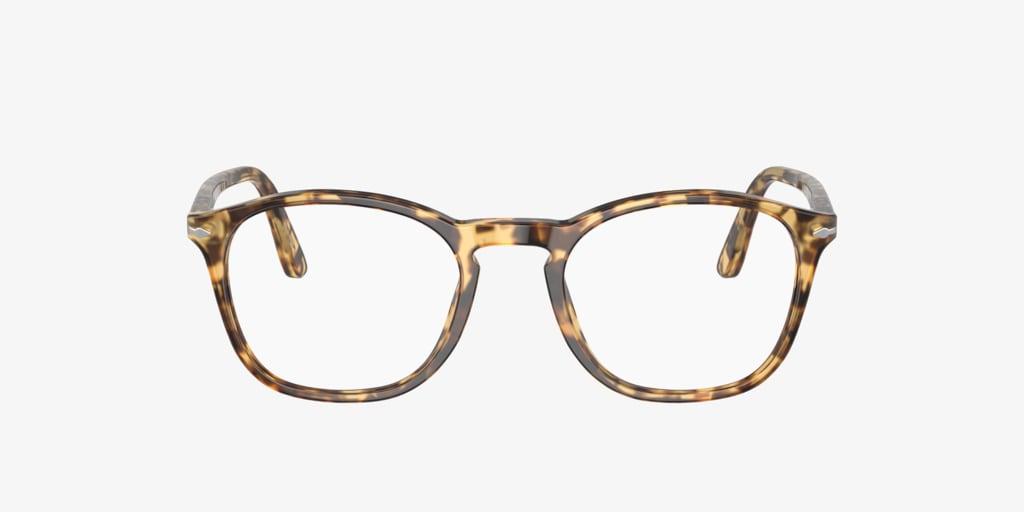 Persol PO3007V Brown/Beige Tortoise Eyeglasses