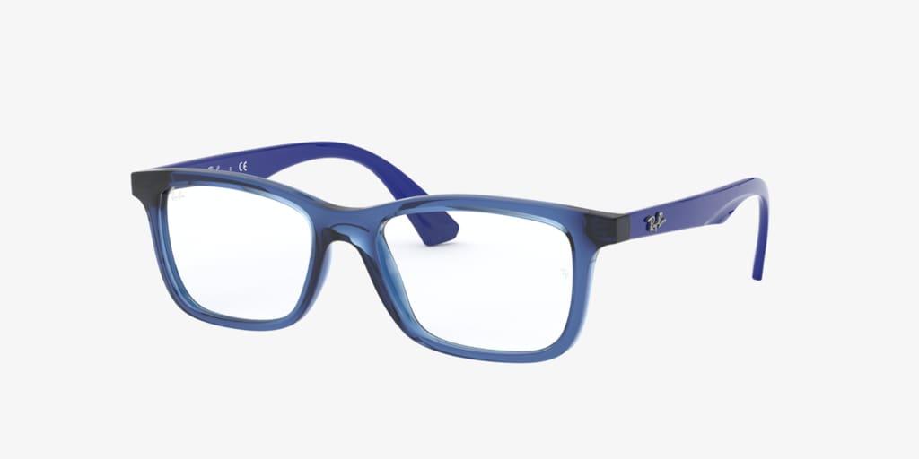Ray-Ban Jr RY1562 Transparent Blue Eyeglasses
