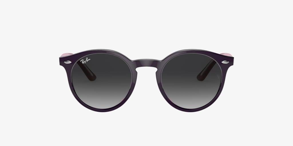Ray-Ban Jr RJ9064S 44 Violet Sunglasses