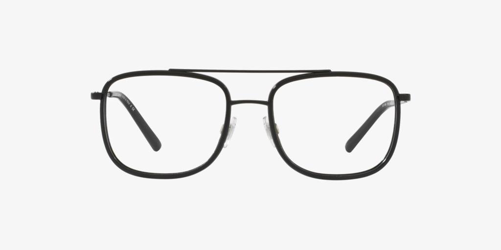 Dolce&Gabbana DG1288 Matte Black/Black Eyeglasses