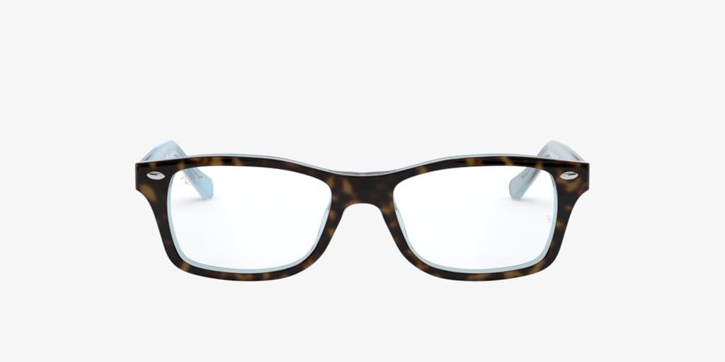 Ray-Ban Jr RY1531 Havana On Havana Blue Eyeglasses