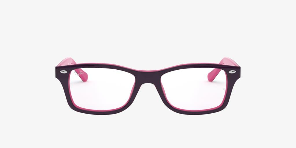 Ray-Ban Jr RY1531 Violet On Fuchsia Eyeglasses
