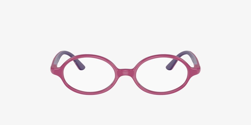 Ray-Ban Jr RY1545 Fuchsia On Violet Eyeglasses