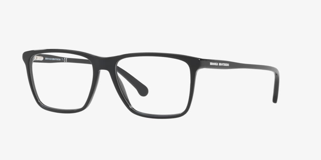 Brooks Brothers BB2037 Black Eyeglasses