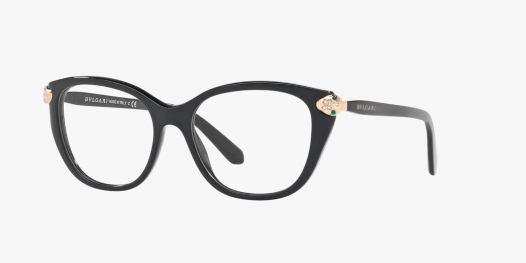 Bulgari BV4140B Black Eyeglasses