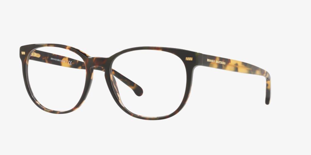 Brooks Brothers BB2038 Tortoise Eyeglasses