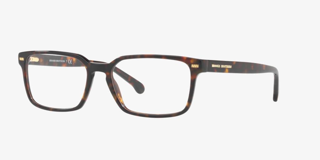 Brooks Brothers BB2040 Dark Tortoise Eyeglasses