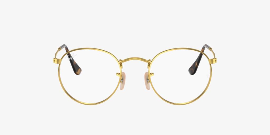 Ray-Ban RX3447V ROUND METAL  Eyeglasses
