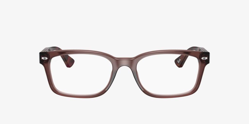 Ray-Ban RX5286 Opal Brown Eyeglasses