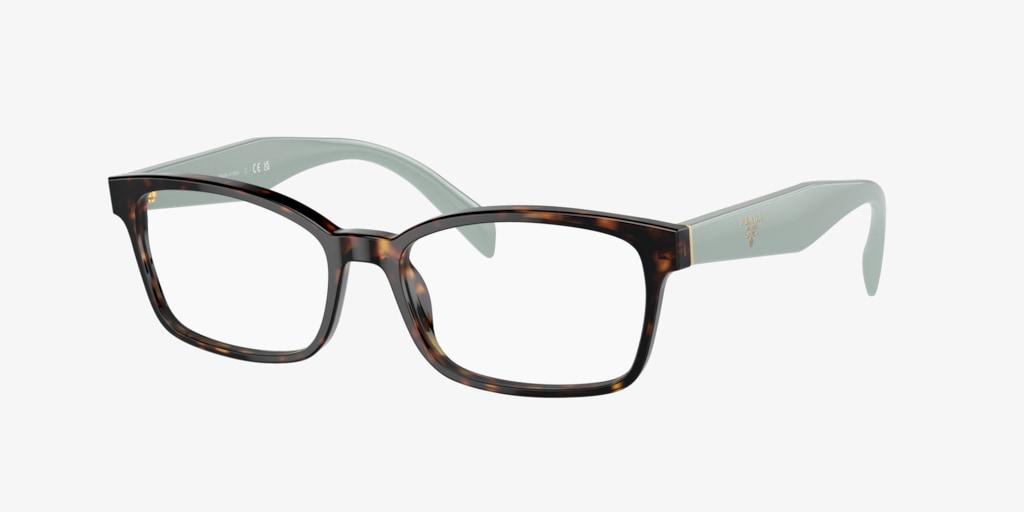 Prada PR 18TV Tortoise Eyeglasses