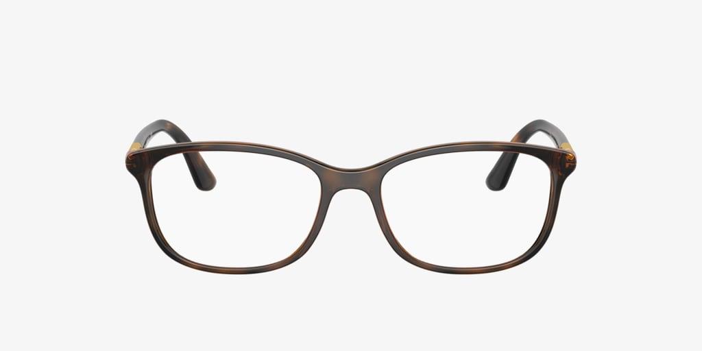 Vogue VO5163 Dark Havana/Light Brown Eyeglasses